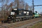 NS 5815 on X-998